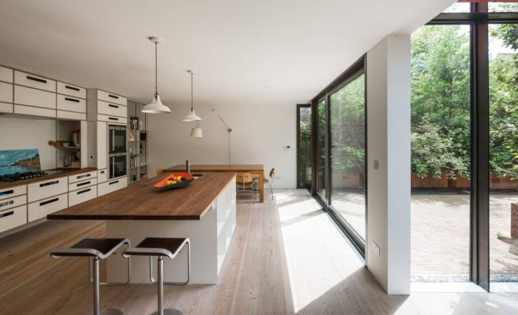 Grand Designs London house for sale comes with inside ...
