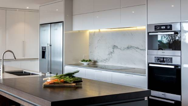 White Kitchen Nz which splashback works for your kitchen? | stuff.co.nz
