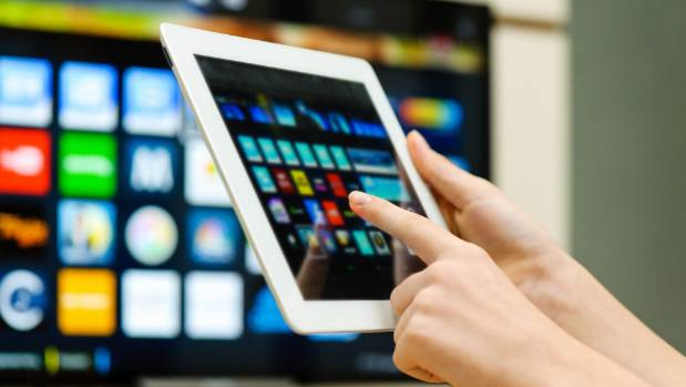 The average Kiwi home consumed the equivalent of 85 hours of internet video in June.