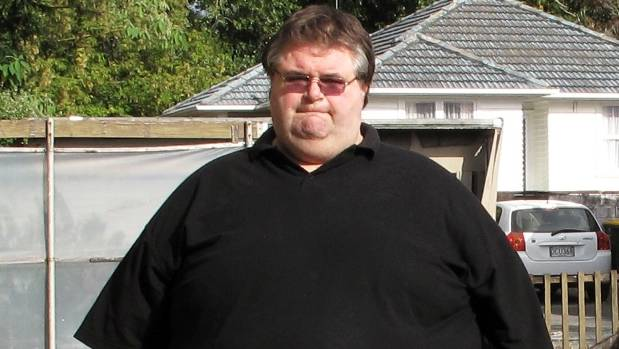 Werner Burgin tipped the scales at 272kg before he decided it was time to lose weight.