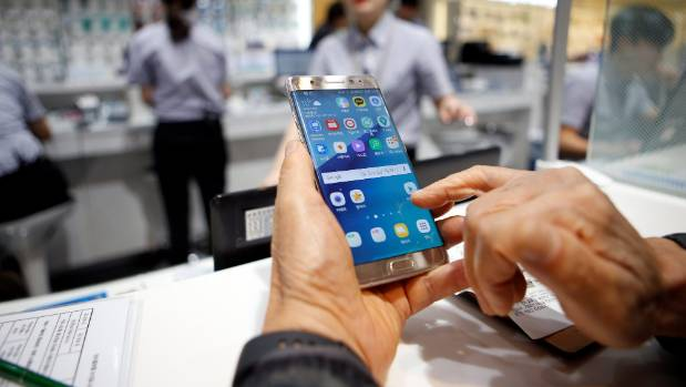 Samsung recalled the Galaxy Note 7 phone first on September 2 last year, citing a defective lithium-ion battery after ...