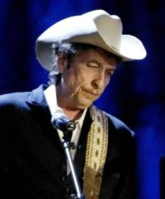 The literate one: Bob Dylan