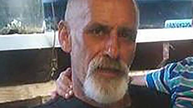 Dean Cole, pictured, was found guilty of shooting and killing his son Blair Cole in Mohaka on October 12.