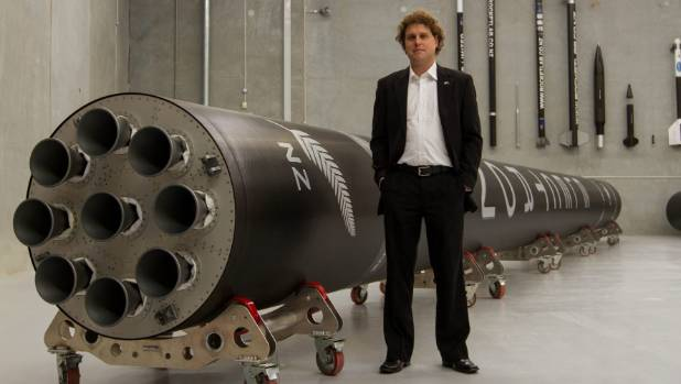 """Rocket Lab chief executive Peter Beck says the company will launch """"when we're ready""""."""