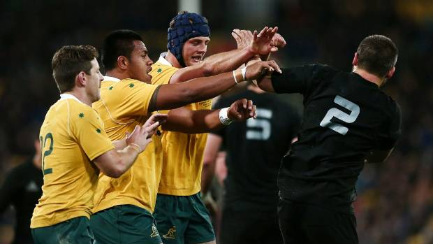 The All Blacks are warning the NZ public: beware of the Wallabies.