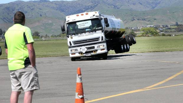 how to get used to driving heavy vehicles