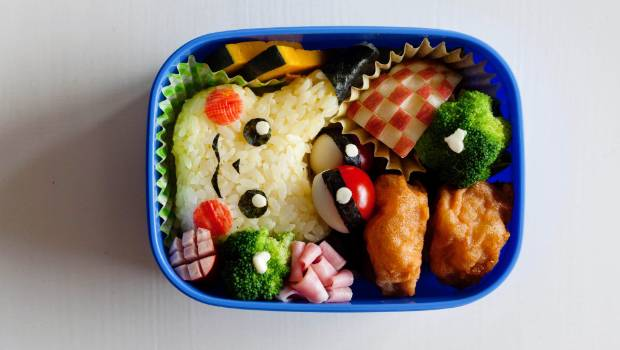 Saori Inokuchis Bento Box From A Class In Tokyo On Preparing School Lunches