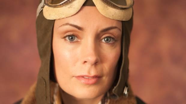 Kate Elliott as Jean Batten