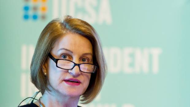 Dame Lowell Goddard was appointed in early 2015 and resigned in August.