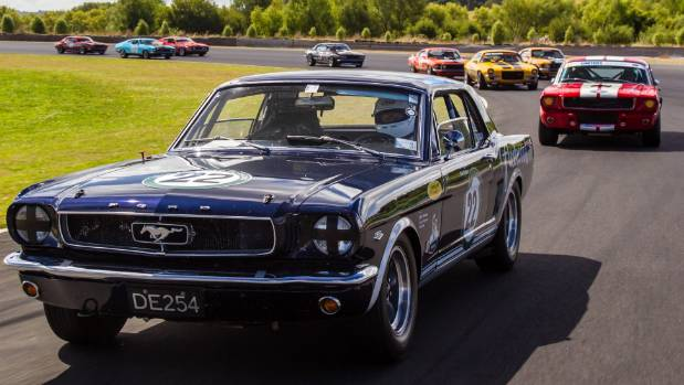 Manfeild To Host Classic Mustangs In Historic Muscle Car Gathering