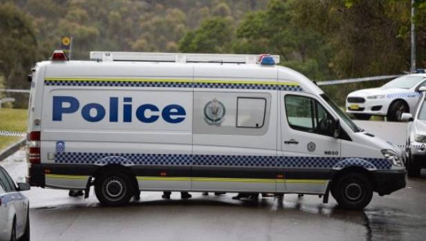 Police were called after the children and their mother failed to turn up at school and calls went unanswered.