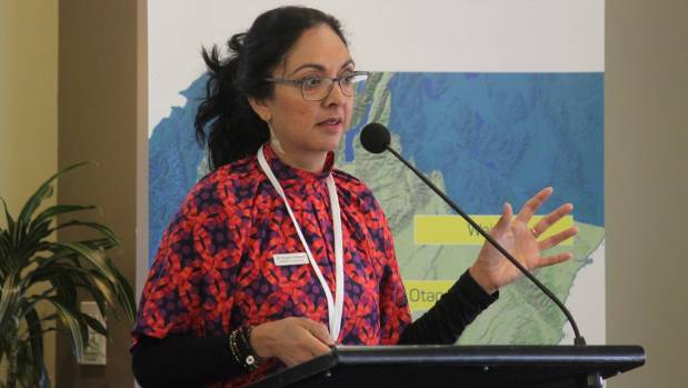 Rural Central Otago General Practioner Dr Pragati Gautama spoke at a Civil Defence conference in Queenstown about her ...