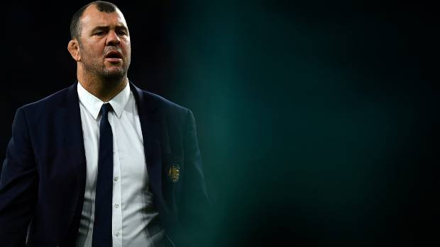 Wallabies coach Michael Cheika is embracing the Eden Park challenge.