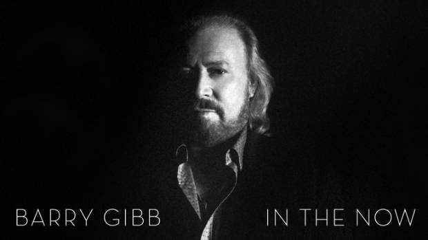 Barry Gibb's In the Now is out now.