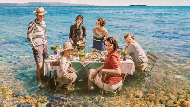A light take on family life, The Durrells is a real delight to watch.