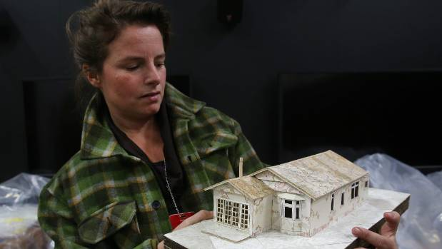 Juliet Arnott was the founder of the Whole House Reuse project, where a red zoned house was recycled into 400 different ...