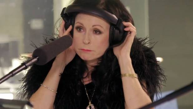 Don't they want to save the pussies on radio? Anne is a bit sad-face after sharing her passions with Radio Live ...