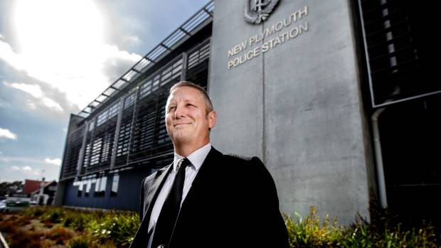 Detective Senior Sergeant Blair Burnett is retiring from the police after more than 24 years to start a new career as a ...