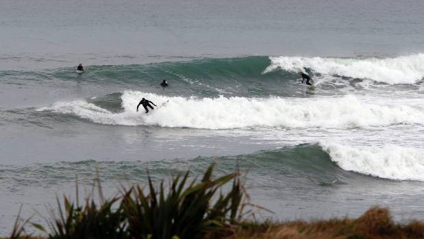 Stent Rd in Taranaki is one of the region's prime surf breaks and is nationally protected.