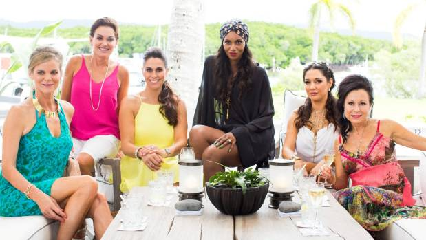Will they do it again? The cast of The Real Housewives of Auckland.