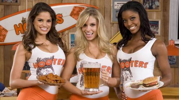 Restaurant chain Hooters is well known for employing waiting staff who are primarily young attractive women and who ...