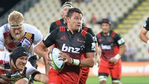 Promising utility back David Havili has re-signed with the Crusaders through to 2019.