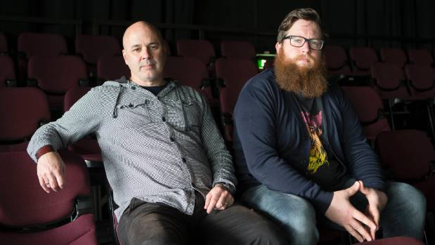 Jeremy Mayall and Kent MacPherson are putting on a nine hour concert to help save the theatre.