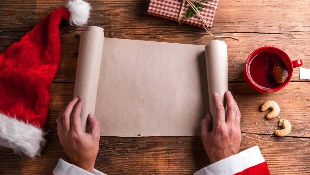 Design your own Christmas. Start with a blank piece of paper and tailor your celebration to your means.