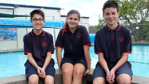 Schools Take The Plunge For Water Safety
