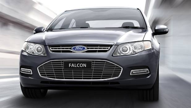Falcon was great with a four-cylinder engine. It was the buyers that had issues.