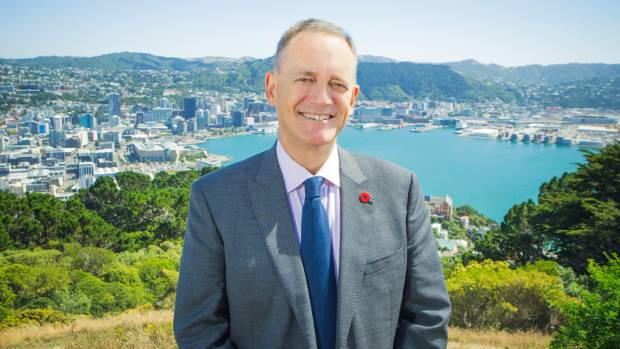 Wellington Regional Economic Development Agency chief executive Chris Whelan says it is appropriate for people to have ...
