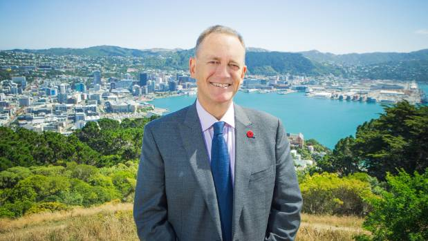 Wellington Regional Economic Development Agency chief executive Chris Whelan says every sent saved in the agency's ...