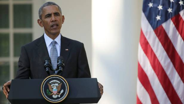 "US President Barack Obama said he is ""surprised and troubled"" by Republican lawmakers he says are echoing their ..."