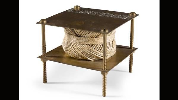 Marcel Duchamp, A Bruit Secret, 1964. $300,000 - $420,000