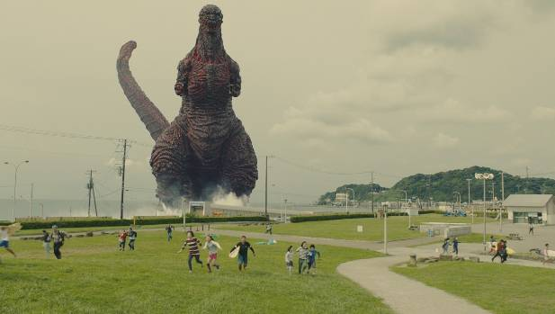 "The ""terror of Tokyo"" is back in Shin Godzilla."