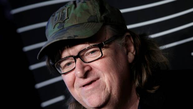Michael Moore has announced his latest documentary will focus on Donald Trump.