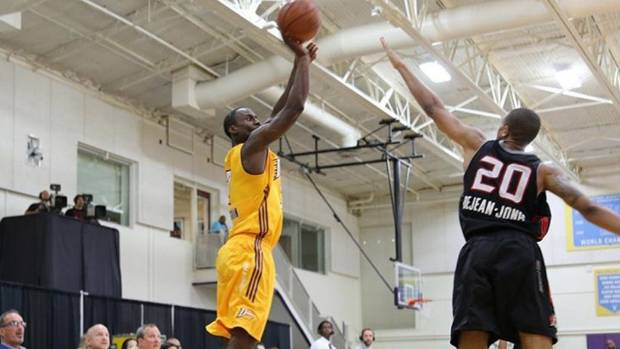 Andre Ingram, 30, has spent his entire professional career in the D-League.