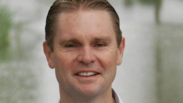 Died in freak accident: Real estate agent Adam O'Regan.