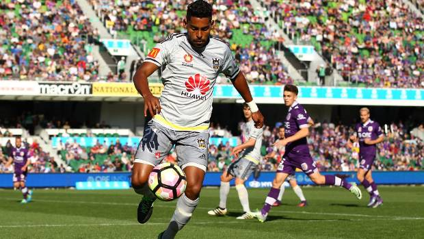 The Wellington Phoenix need more from their front three, including Roy Krishna, if they are to break their goal-scoring ...