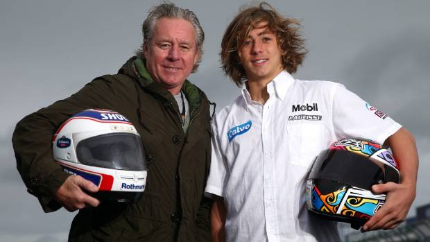 Former 500cc world champion Wayne Gardner and his son Remy have been jailed in Japan.