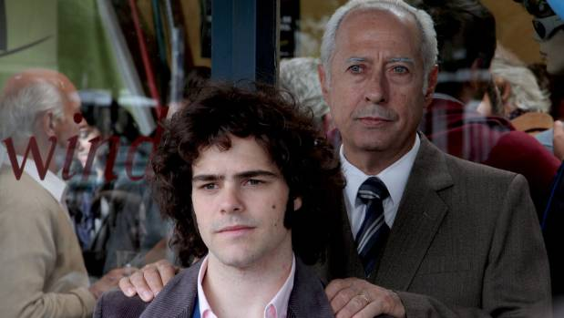 Peter Lanzani and Guillermo Francella star in The Clan