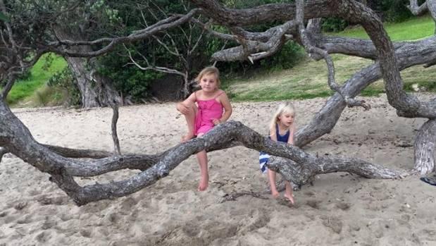 Enjoying life near the beach.