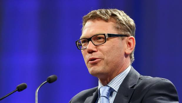 Commerce and Consumer Affairs Minister Paul Goldsmith is cautious about regulation that could affect innovation in a ...