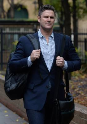 Chris Cairns arrives at Southwark court in England, during his match-fixing trial. The trial is a big part of McCullum's ...