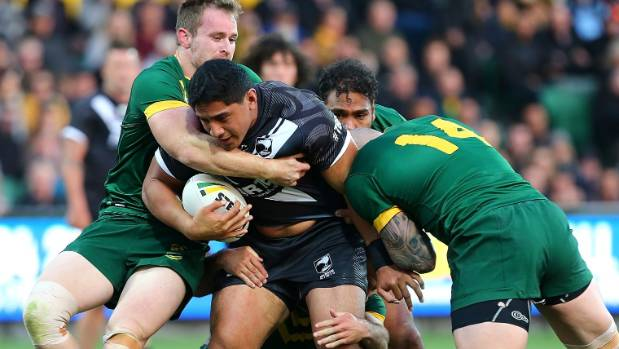 Jason Taumalolo says the entire Kiwis squad have lessons to learn after the defeat to Australia - not just coach David ...