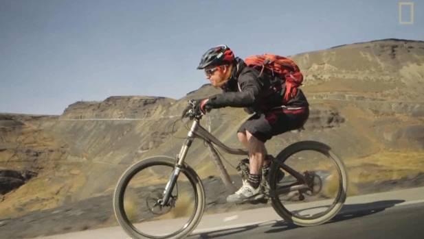 Alistair Matthew spent 18 years in Bolivia running mountainbike company, Gravity Assisted mountainbiking.