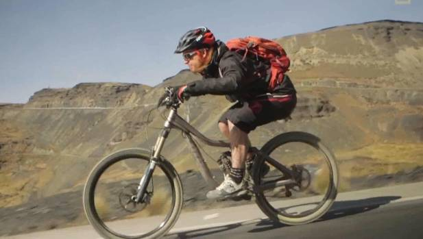 Alistair Matthew spent 18 years in Bolivia running mountainbike company, Gravity Assisted mountainbiking.