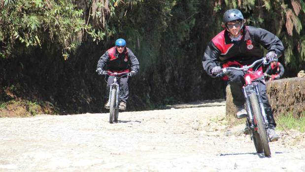 Gravity Assisted riders