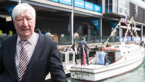 """What price can you put on that boat? Many New Zealanders owe their lives to that little boat,"" Nautilus donor Allan ..."