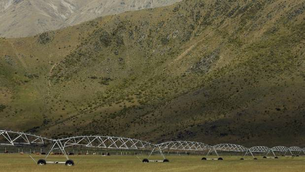 Concerns have been raised about land clearance in the Mackenzie Basin.